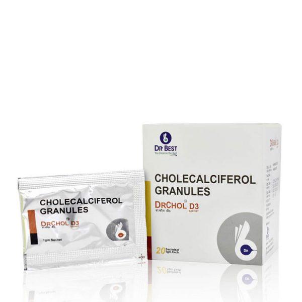DR CHOL D3 GRANULES