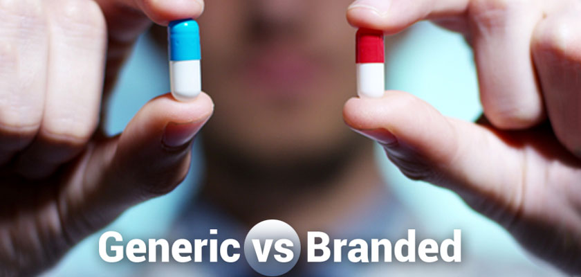 Generic-vs-branded drugs