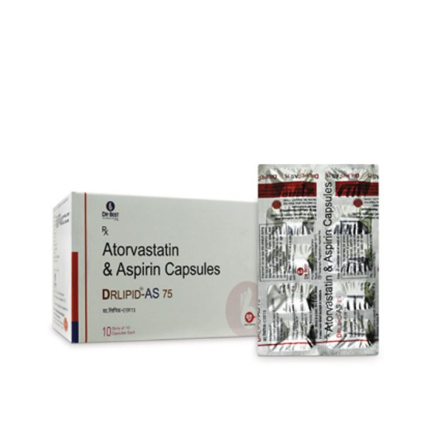 DR LIPID AS-75