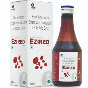 Ezired Syrup 200ml