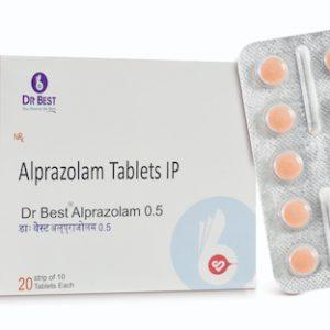 Dr Best Alprazolam 0 5 (2)
