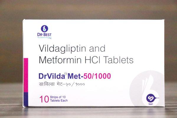 DRVILDA-MET 50-1000