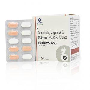 DR MET GV- 500