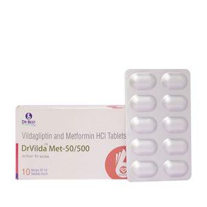 DR VILDA MET-50/500