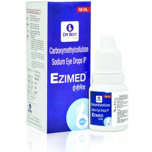 EZIMED EYE DROPS