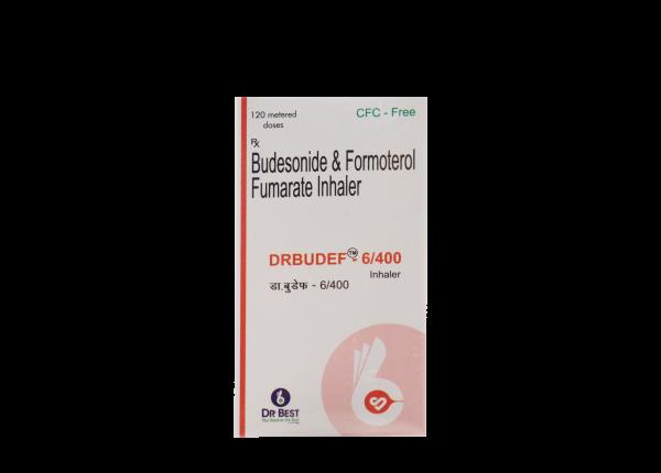 DRBUDEF-6.400 Inhaler