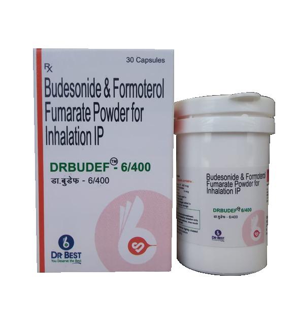 DRBUDEF-6.400 Cap