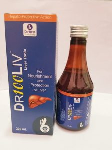 DR 100 LIV SYRUP