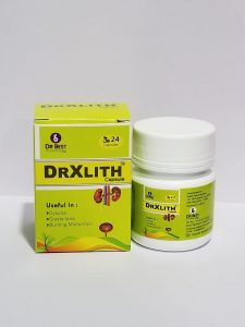 DR XKLITH CAPSULES