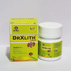 DR XKLITH CAPSULES
