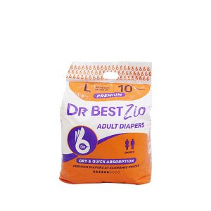 ADULT DIAPERS -L SIZE