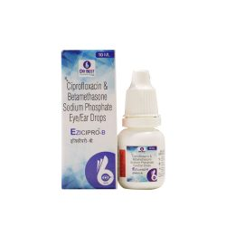 EZICIPRO-B EYE DROP