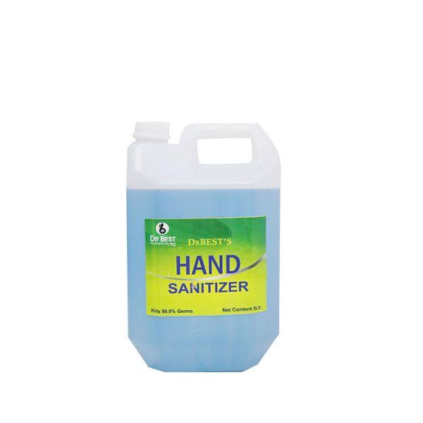 HAND SANITIZER 5 L